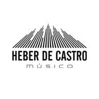 Músico Heber de Castro - Logo