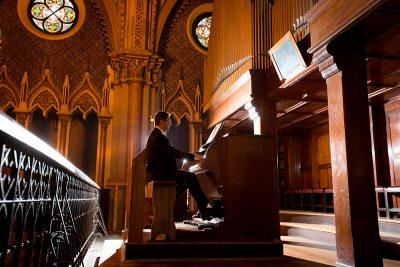 Estilos de música para cerimônia na igreja | Heber de Castro