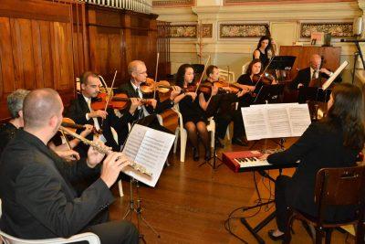 Músical instrumental para eventos em Curitiba - Heber de Castro